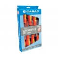 Cabac Screw Driver Set 8Pce 1000V Vde HVSDK5