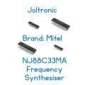 NJ88C33MA Frequency Synthesiser With I2c Interface