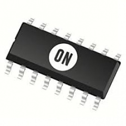 IC TCA0372DWR2G Power, Op Amp 5-40V, 1.4MHz, 16-SOIC